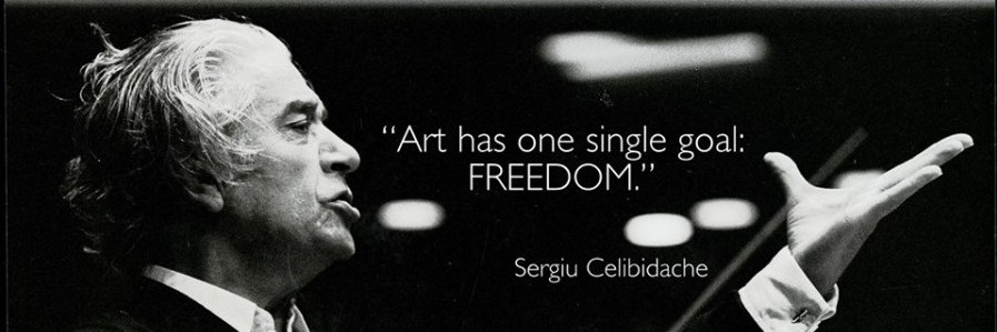 ONG CONTOUR - Art has one single goal: FREEDOM. - Sergiu Celibidache