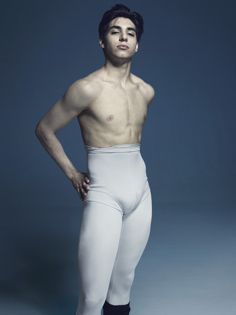 cesar corrales english national ballet